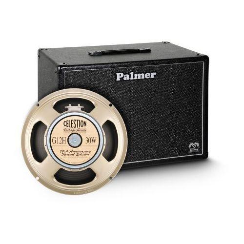 Palmer mi cab 112 g12a b kolumna gitarowa 1 x 12″ z głośnikiem celestion g12h anniversary, 16ohm