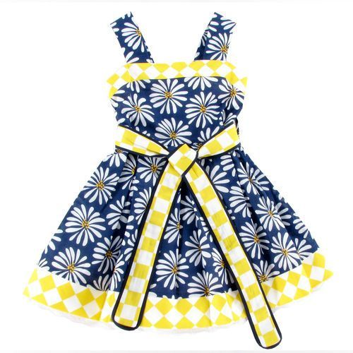 SUKIENKA NA SZELK TK (sukienka dziecięca)