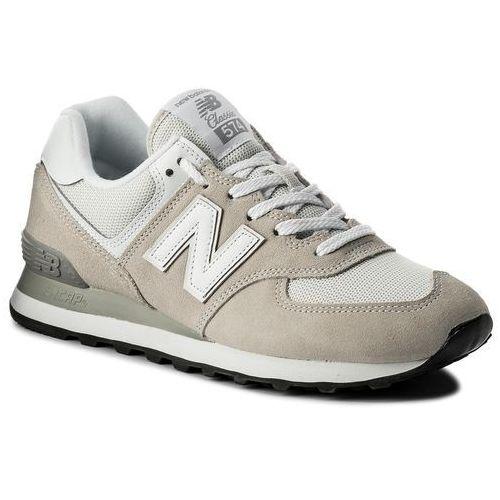 Sneakersy NEW BALANCE - ML574EGW Beżowy, 40-47.5
