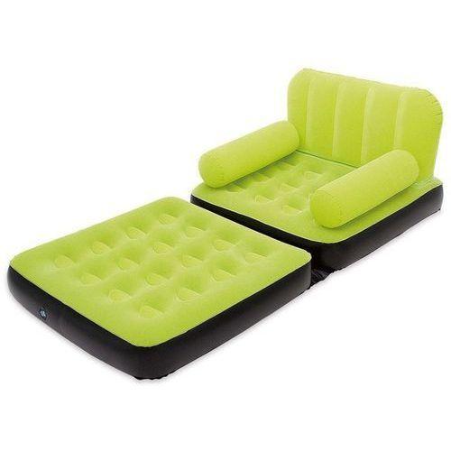 Rozkładany fotel MULTI-MAX, dmuchane łóżko turystyczne