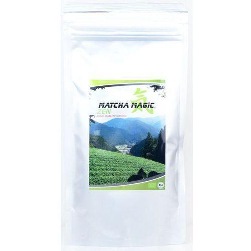 Matcha magic (matcha, napój energetyzujący) Herbata matcha w proszku bio 100 g - matcha magic