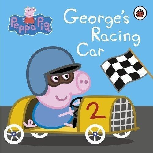 Peppa Pig: George's Racing Car (9780723297901)