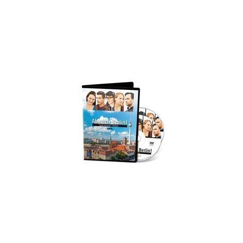 Ab nach Berlin. Język Niemiecki. Filmy Edukacyjne. Część 1-2. DVD. Gimnazjum, Szkoła Ponadgimnazjalna, praca zbiorowa