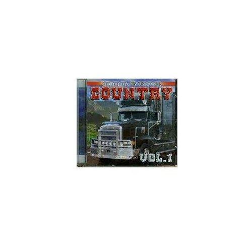 Polskie Country Vol.1 - Różni Wykonawcy (Płyta CD)