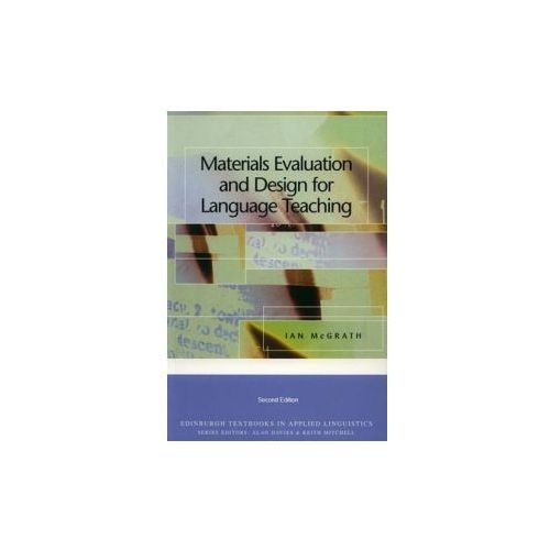 Materials Evaluation and Design for Language Teaching (9780748645688)