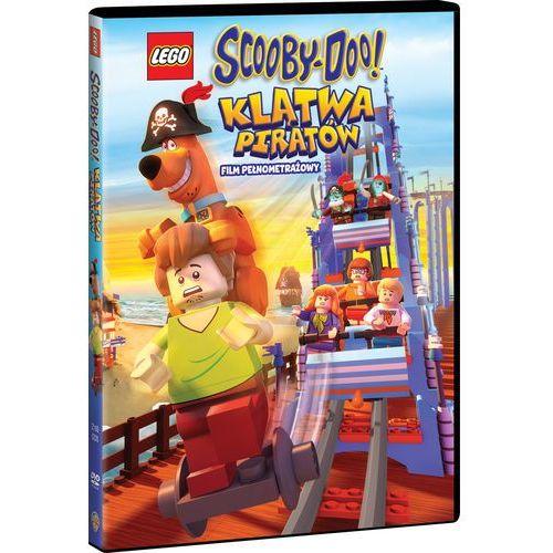Lego scooby-doo: klątwa piratów marki Ethan spaulding