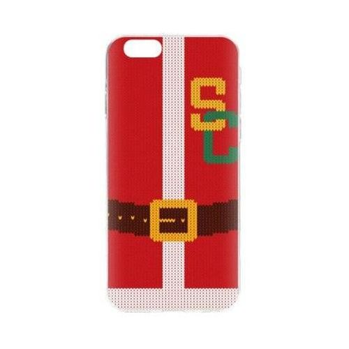 Etui FLAVR Case Ugly Xmas Sweater College Santa do Apple iPhone 6/iPhone 6s Wielokolorowy (26820) (4029948052731)