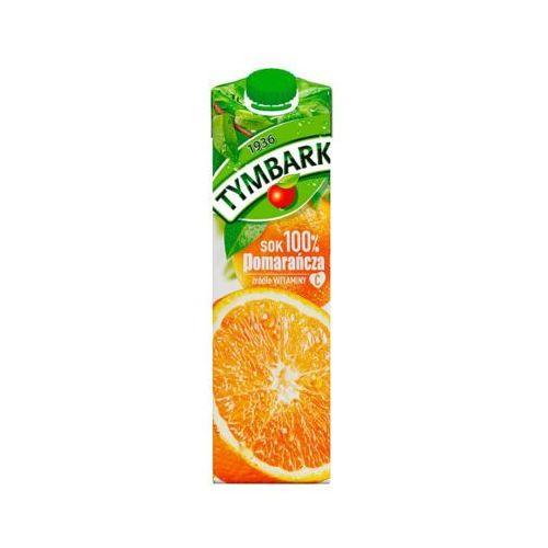 Tymbark 1l sok pomarańczowy 100% pomarańcza