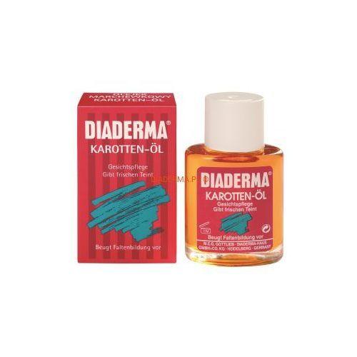 Diaderma arya-laya gmbh Olejek marchewkowy diaderma