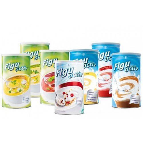 Zestaw mix zup i shake's Figuactiv 3pak