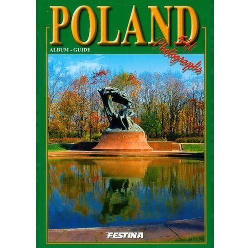 Polska 541 fotografii. Werscja angielska, praca zbiorowa