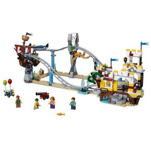 Lego CREATOR Piracka kolejka górska pirate roller coaster 31084