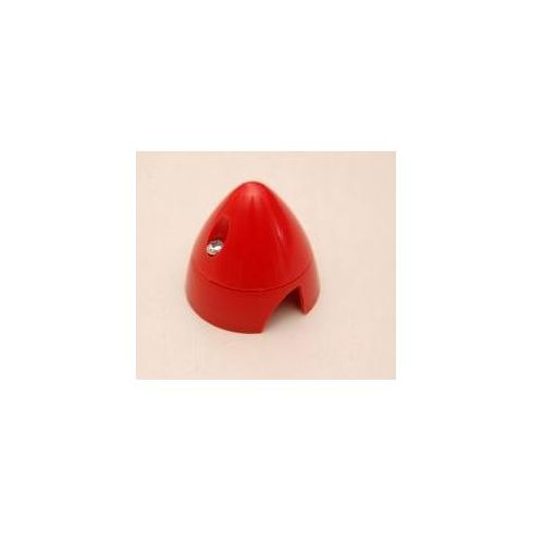 Kołpak 50 mm do śmigieł 3łopatowych - czerwony z kategorii kołpaki do kół