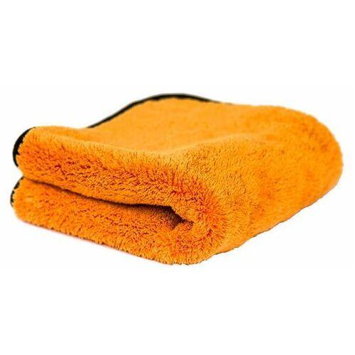 Mikrofibra 40x40 cm 1200gms Manufaktura wosku - Pomarańczowa z obszyciem