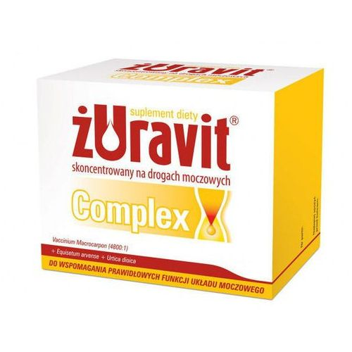 ŻURAVIT COMPLEX x 30 kapsułek