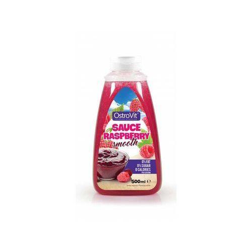 sauce 500 - raspberry smooth marki Ostrovit
