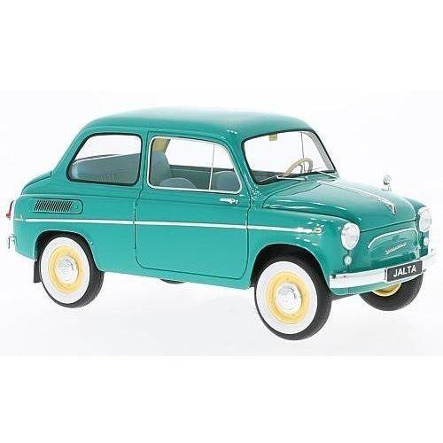 Ixo Saporoshez 965ae jalta jalta export version first generation 1963 (turquoise) (5902002961486)
