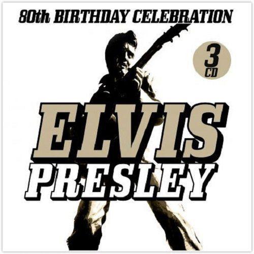 Zyx music Elvis presley - 80th birthday celebration [3cd]
