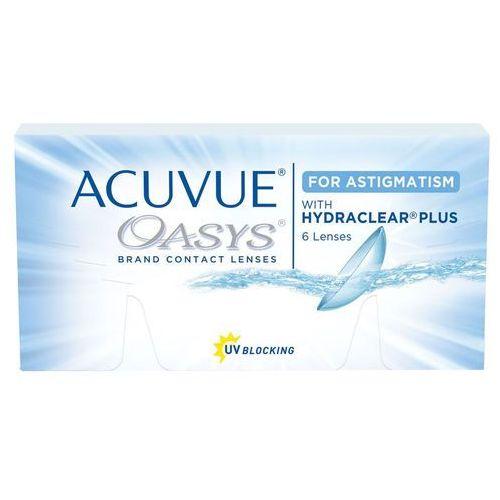 WYPRZEDAŻ - Acuvue® Oasys for Astigmatism 6 szt.