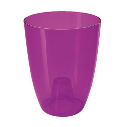 Form-plastic Osłonka plastikowa 13 cm fioletowa storczyk