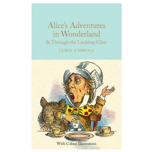 Alice's Adventures in Wonderland and Through the Looking-Glass (2016)