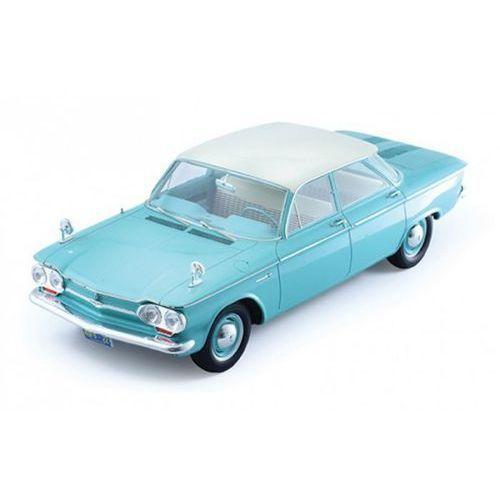 Chevrolet Corvair 4-Doors Sedan 1961 (light green/white roof without showcase) - DARMOWA DOSTAWA!!!
