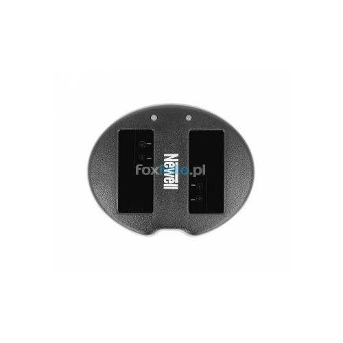 Ładowarka dwukanałowa Newell SDC-USB do akumulatorów LP-E8, 66608