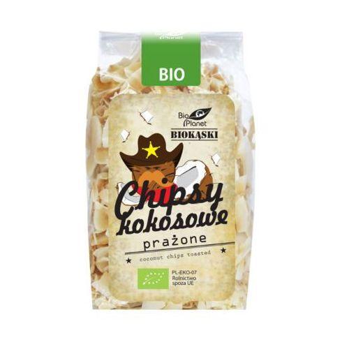 150g chipsy kokosowe prażone bio marki Bio planet