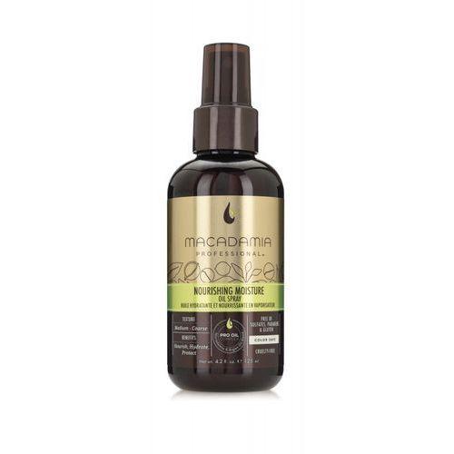Macadamia Nourishing Oil Spray - lekki nawilżający olejek w sprayu do włosów normlanych 125ml - sprawdź w Estyl.pl