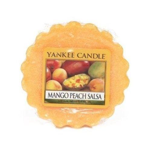 Wosk zapachowy yankee mango peach salsa - ywmps- natychmiastowa wysyłka, ponad 4000 punktów odbioru! marki Yankee candle