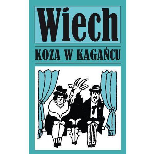 Koza W Kagańcu, Wiech, Stefan Wiechecki