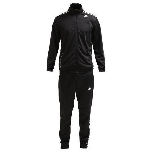 adidas Performance ENTRY Dres black/black/white - produkt z kategorii- dresy męskie komplety