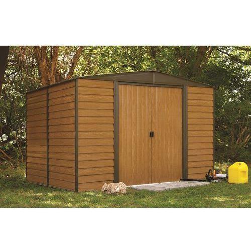 Arrow Blaszany domek ogrodowy woodridge 3,1 x 2,4 m (0026862109088)
