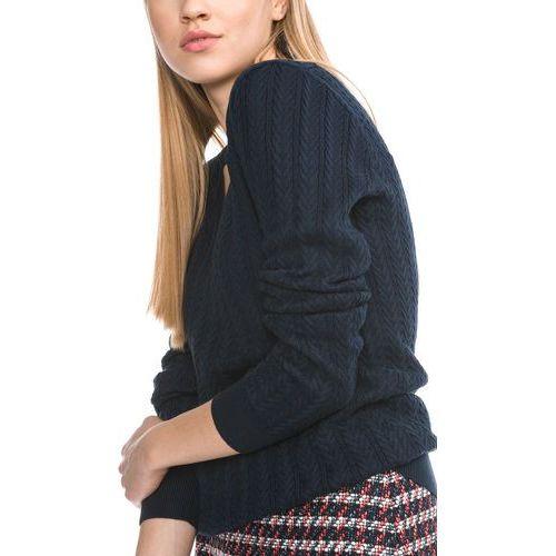 Lacoste Sweter Niebieski 34, kolor niebieski