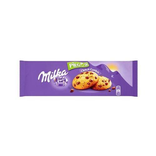 Milka 135g pieguski ciastka z czekoladą marki Mondelez