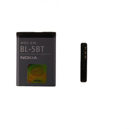 Nokia 7510 Supernova / BL-5BT 870mAh 3.2Wh Li-Ion 3.7V (oryginalny) z kategorii Baterie do telefonów