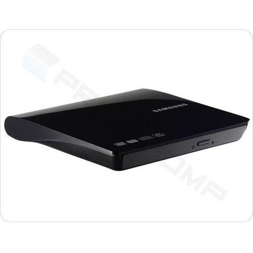 Nagrywarka zewnętrzna DVD Samsung SE-208DB Slim USB 3.0 czarny BOX, kup u jednego z partnerów