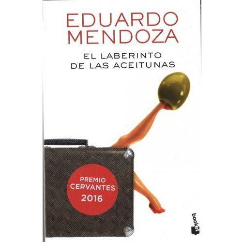 Laberinto de las aceitunas (Oliwkowy labirynt) (320 str.)