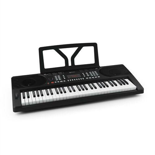 etude 300 keyboard 61 klawiszy 300 głosów 300 rytmów 50 demo czarny marki Schubert