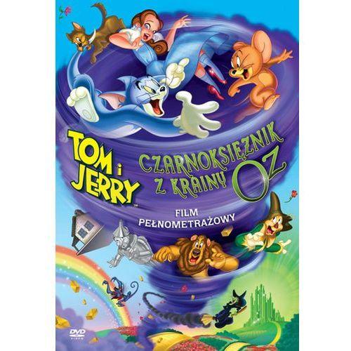 Tom I Jerry: Czarnoksiężnik Z Krainy Oz (DVD) (7321909306905)