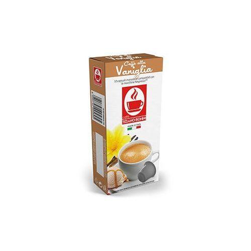Caffe bonini Kapsułki do nespresso* wanilia/vaniglia 10 kapsułek - do 12% rabatu przy większych zakupach oraz darmowa dostawa (8055742995895)