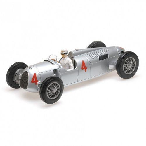 Auto Union Typ C #4 Achille Varzi 2nd Place Grand Prix Automobile De Monaco 1936 - DARMOWA DOSTAWA!!!, 5_599097