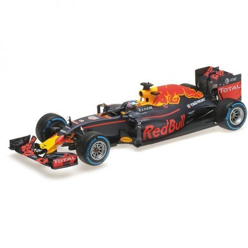 Red Bull Racing Tag Heuer RB12 #3 Daniel Ricciardo Brazilian GP 2016 (4012138143715)