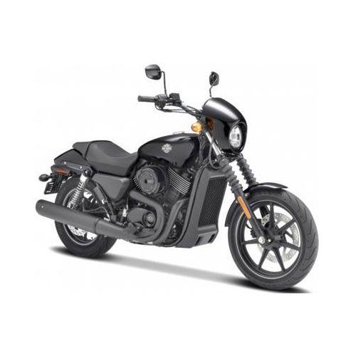 Motocykl mi 32333 hd motorcycles street 750 1:12 marki Maisto