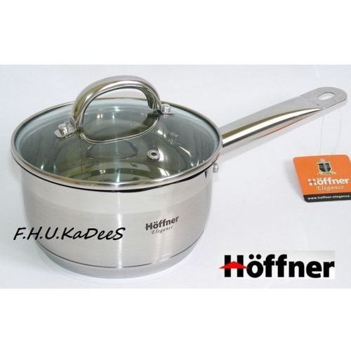 RONDELEK GARNEK stal HOFFNER 1208 INDUKCJA 1,1 L - produkt z kategorii- garnki