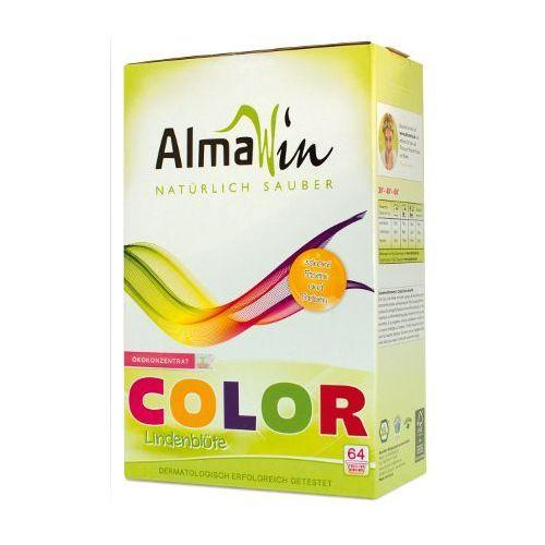 Skoncentrowany proszek do prania tkanin kolorowych z kwiatem lipy 2 kg marki Almawin®