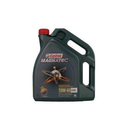 Castrol MAGNATEC 10W-40 A3/B4 5 Litr Pojemnik