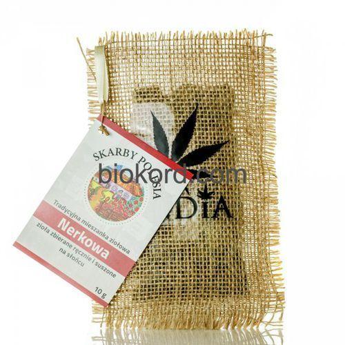 Herbata ziołowa nerkowa, 10 g marki India cosmetics