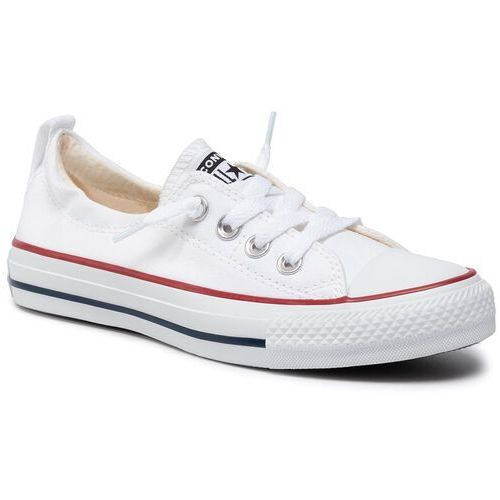 Trampki CONVERSE - Ct Shoreline Slip 537084 White, kolor biały