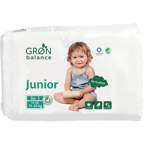 Gron balance (kosmetyki, środki czystości) Pieluchy junior 13-20 kg - gron balance (5701410381554)